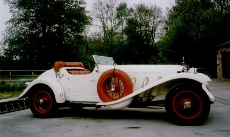 Mercedes SS Corsica #36036