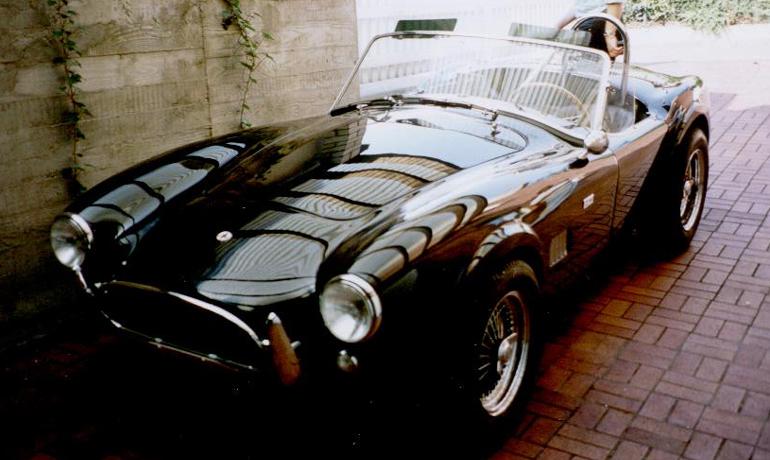 AC Cobra MK2 #CSX2399