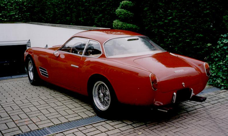 Ferrari 250 TdF Zagato #0689GT