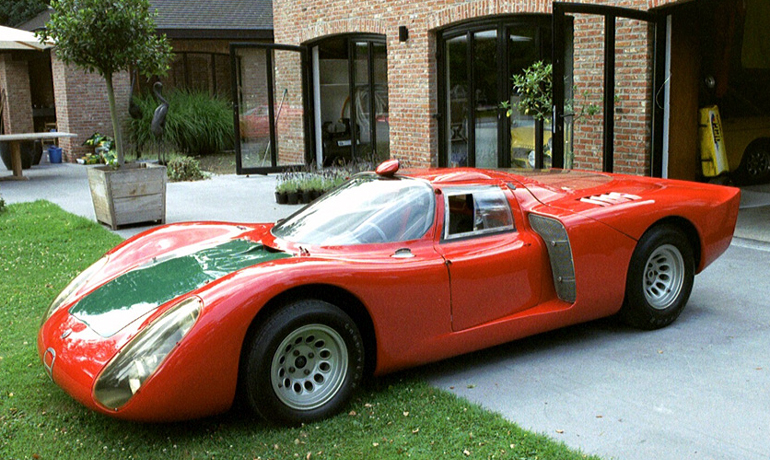 Alfa 33/2 Daytona #75033.019