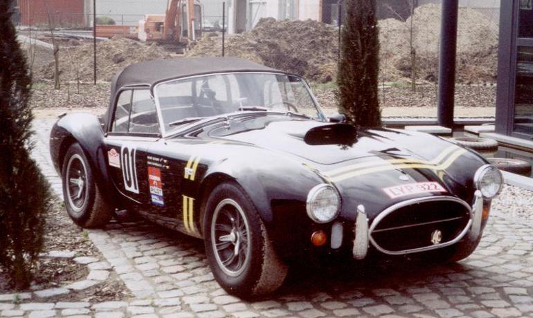 AC Cobra MK2 #COX6122