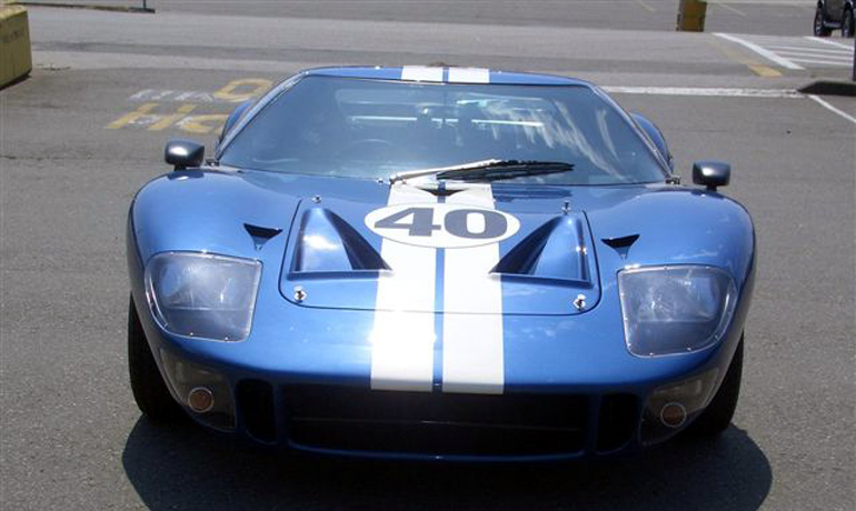 Ford GT40 MK2 #1024