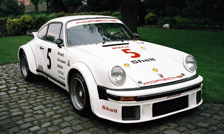 Porsche 934LM #006.0022