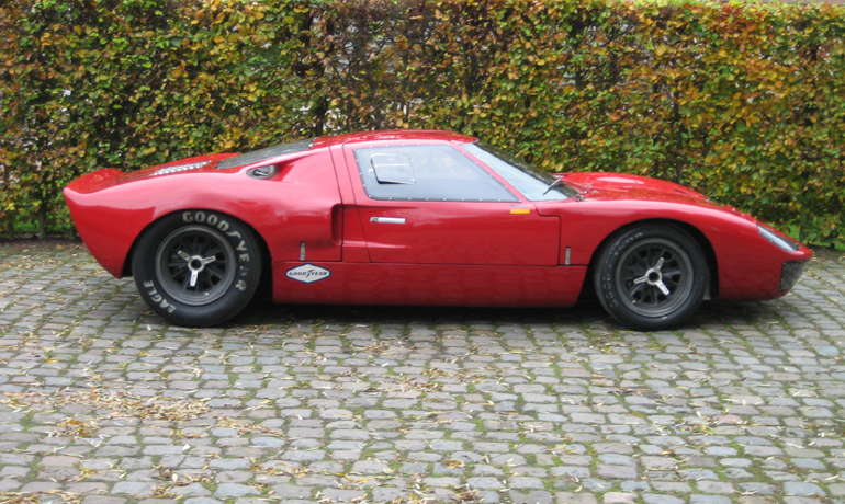 Ford GT40 #1073