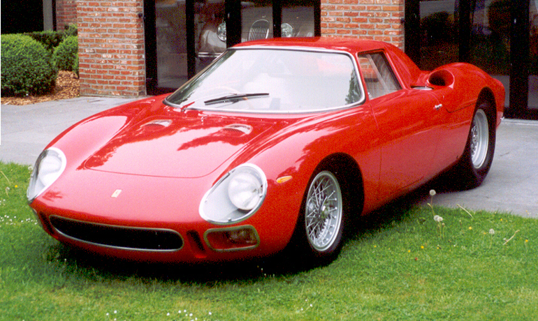 Ferrari 250LM #5909
