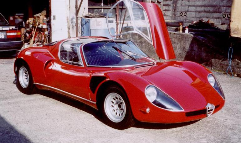 Alfa 33/2 Stradale #75033.104
