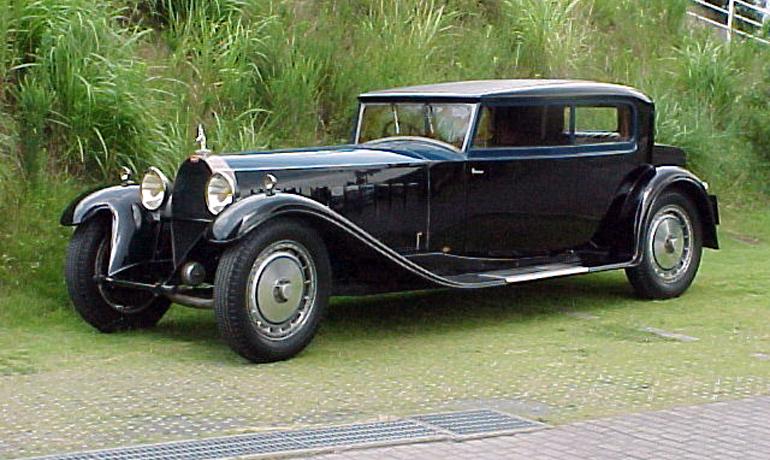 Bugatti Royale Kellner #41141