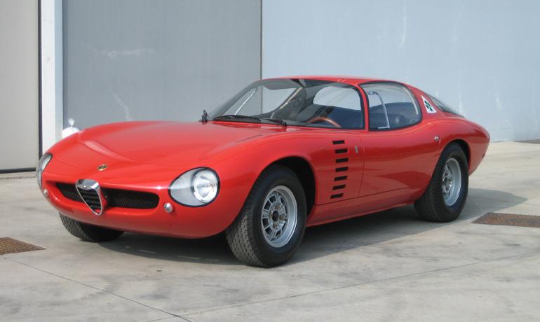 Alfa TZ2 Canguro #750101