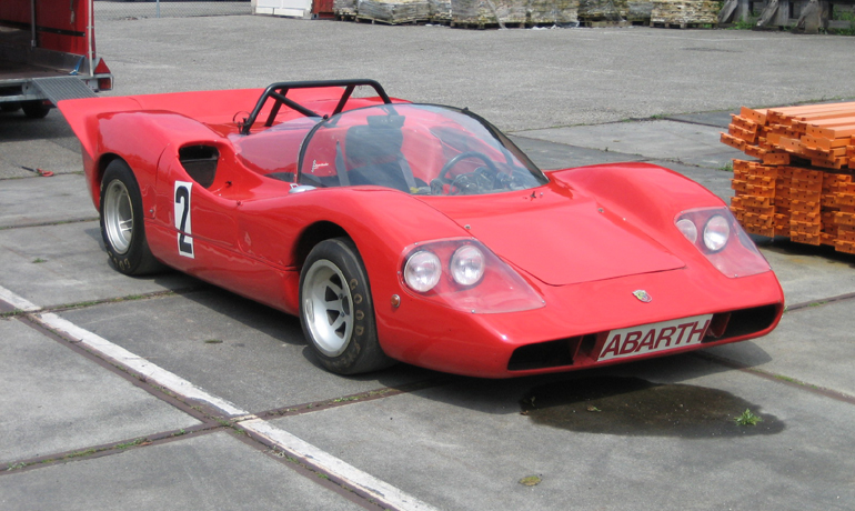 Abarth 2000 Grp.4 #135.003
