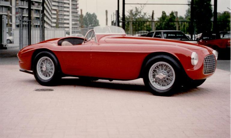 Ferrari 340AM - 0124AM