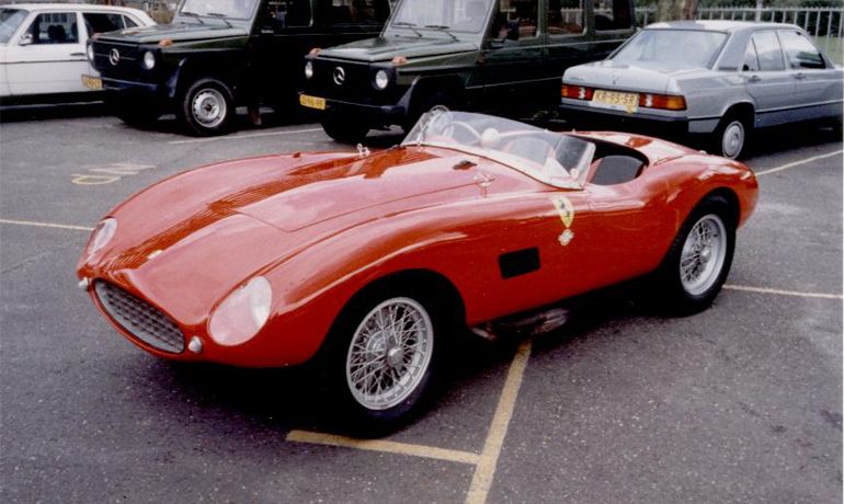Ferrari 500 Mondial - 0408MD