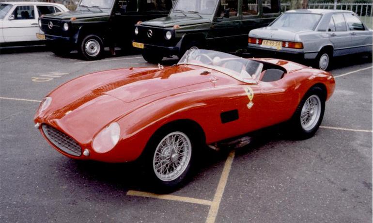Ferrari 500 Mondial - 0408MD
