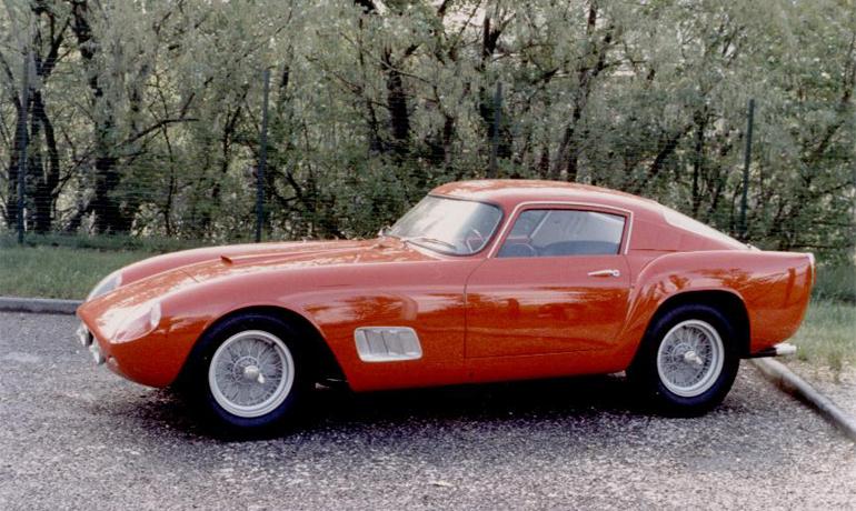 Ferrari 250 TdF - 0753GT