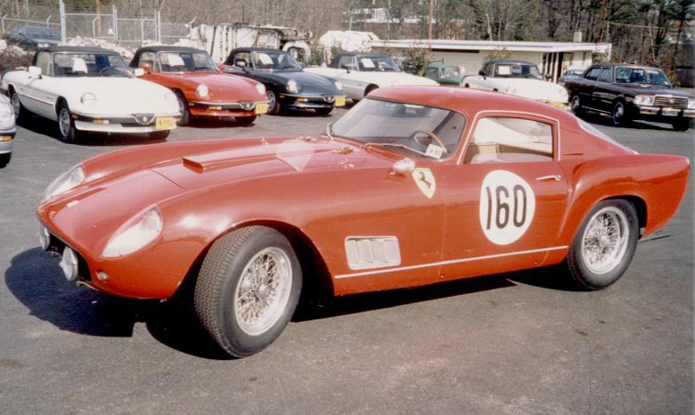 Ferrari 250 TdF - 0901GT
