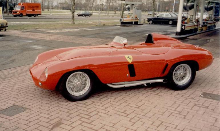 Ferrari 750 Monza - 0504M