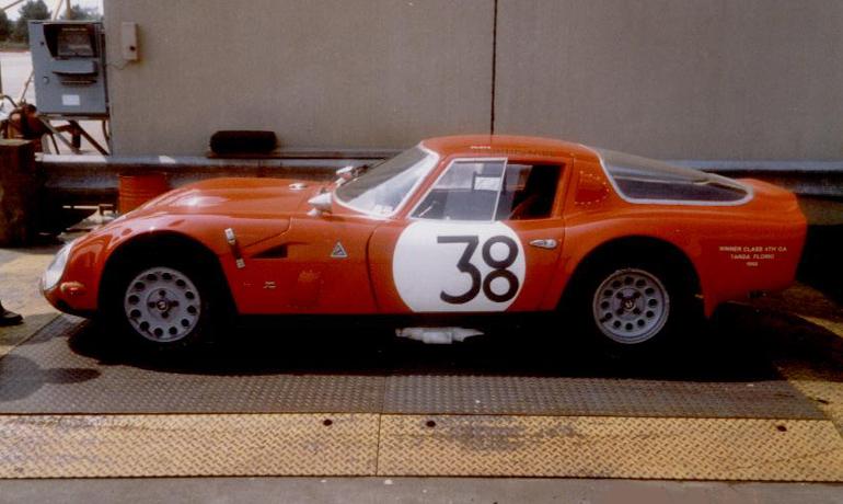 Alfa Romeo TZ2 - 750106