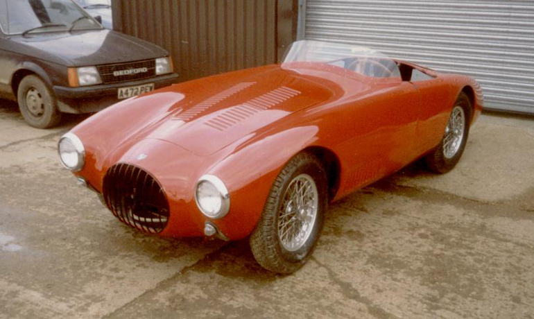 OSCA 2000S - 2004