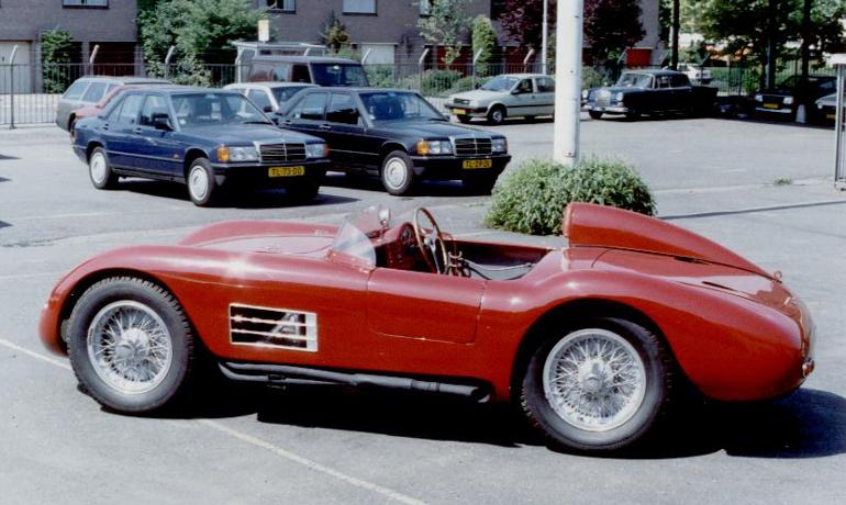 Maserati 150S - 1664