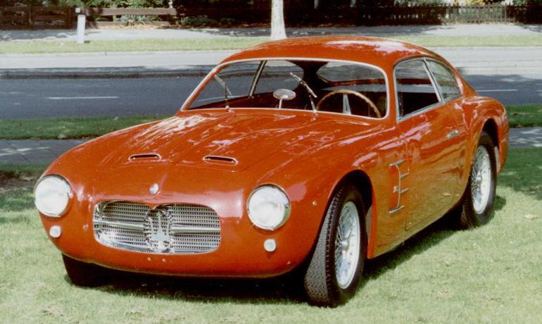 Maserati 2000 Zagato - 2150