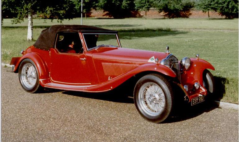 Alfa 8C2300 - 2311240