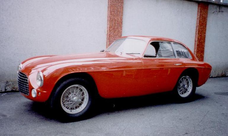 Ferrari 340AM - 0126AM