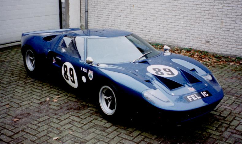 Ford GT40 #1002