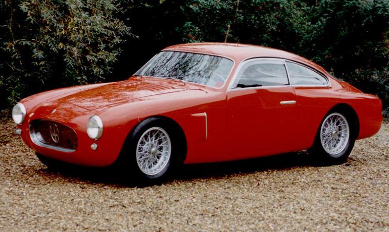 Maserati 2000 Zagato #2102