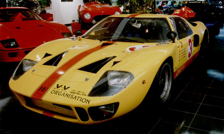 Ford GT40 #1042