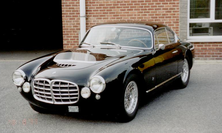 Maserati 2000 Frua #2103