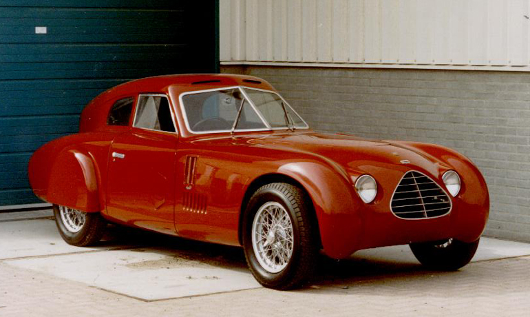 Cisitalia 202 Cassone #001MM