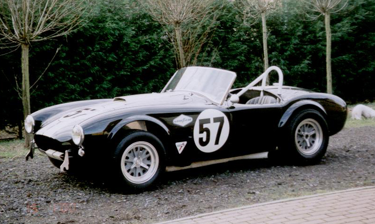 AC Cobra MK1 #CSX2057