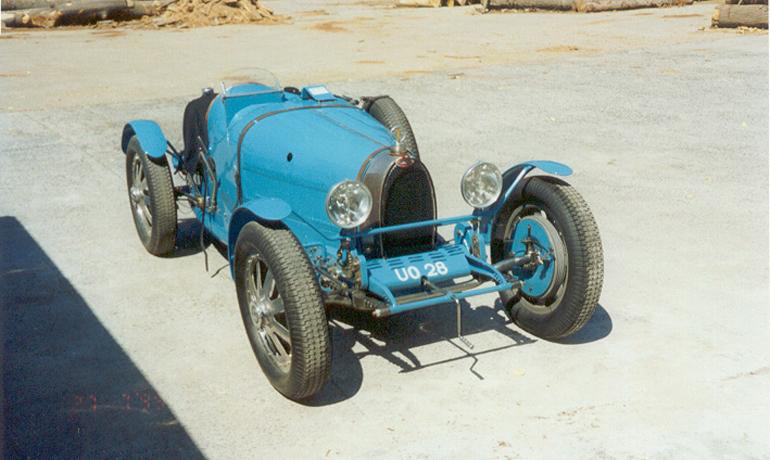 Bugatti 37A #37285