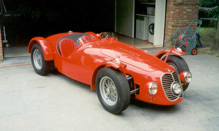 Maserati A6GCS #2002