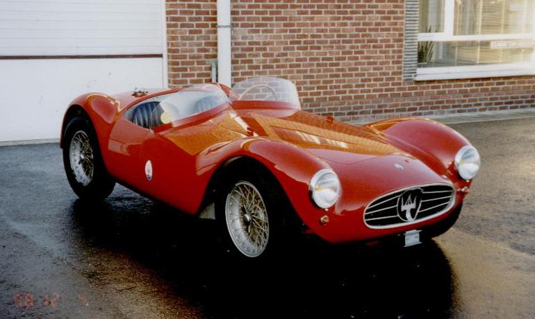 Maserati A6GCS #2045