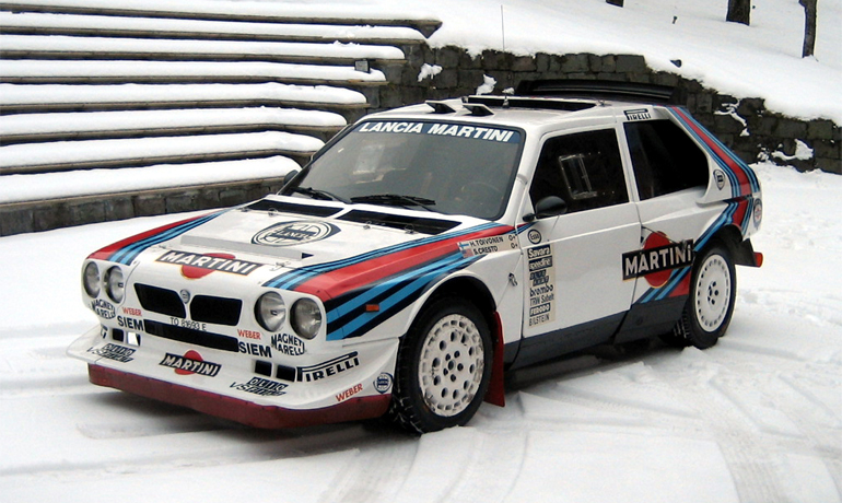 Lancia S4 ex works #0215 