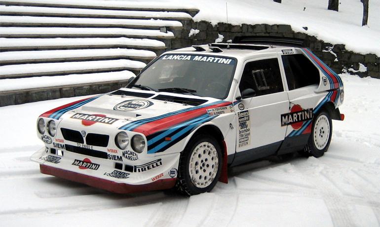 Lancia S4 ex works #0215