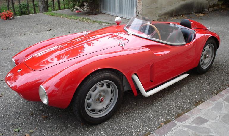 Moretti 750 Sport #1612.