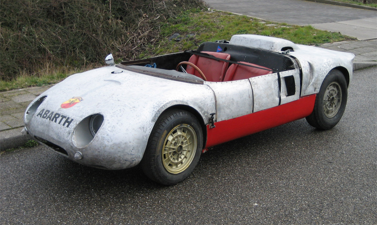 Abarth 1000MC Sport Tubolare