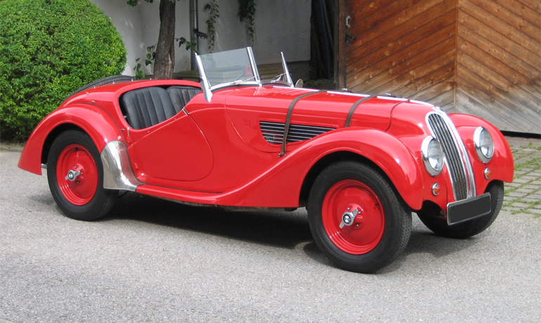 BMW 328 Roadster, 1937