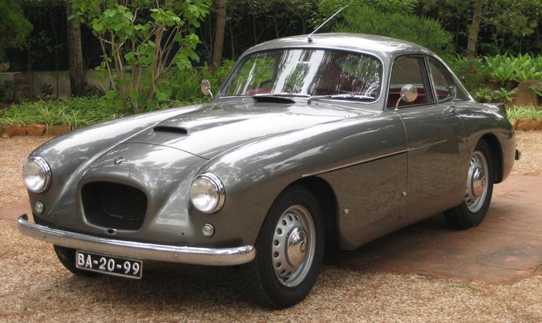 Bristol 404 Coupe #2020