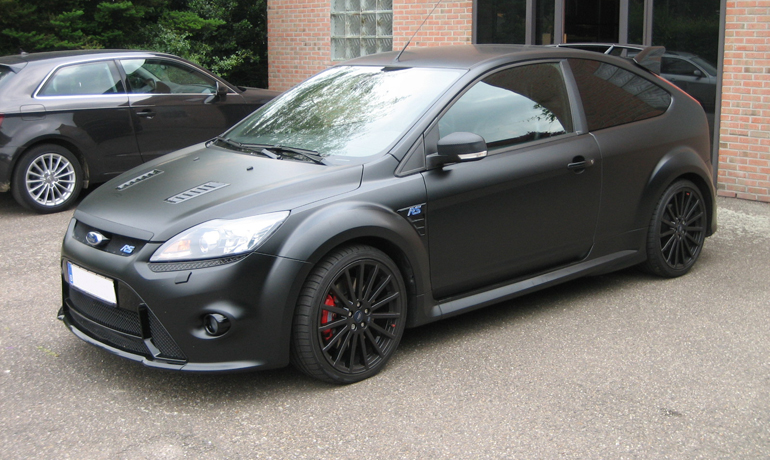 Ford RS500, 2010.