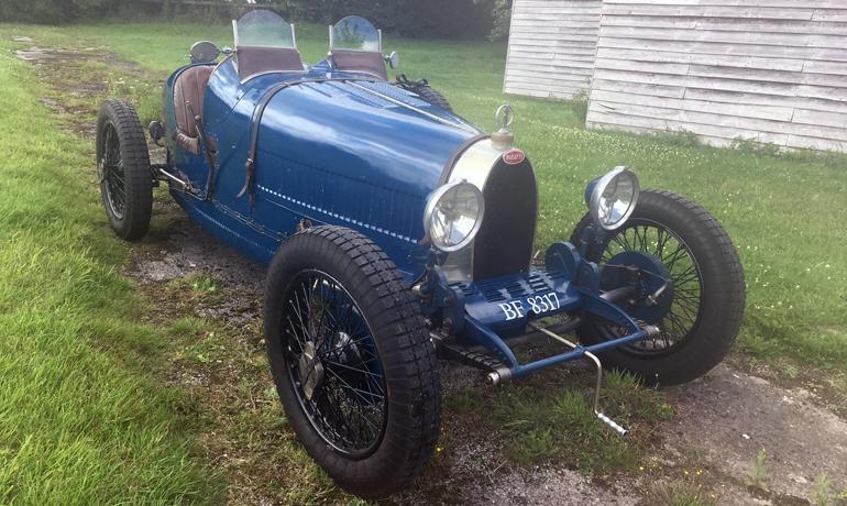 Bugatti 35A #4662.