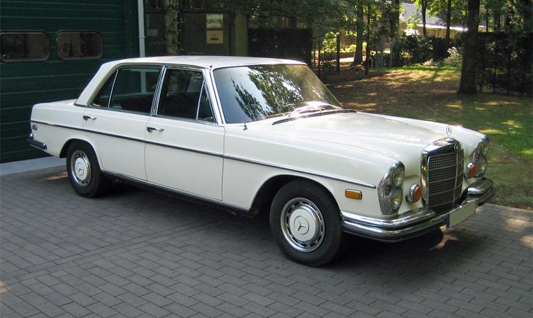 Mercedes 300 SEL 6.3, 1969.