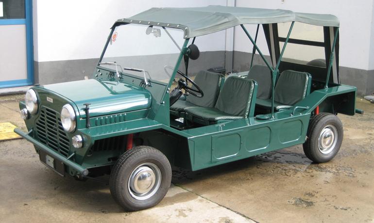Morris Mini Moke MK1.