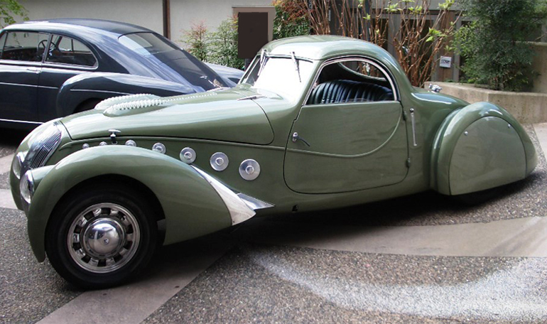 Peugeot 402 Darlmat Coupe