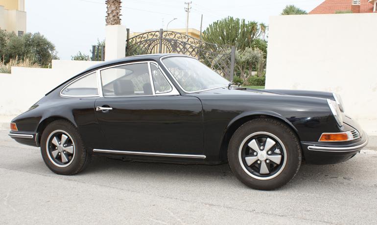 Porsche 911T - SWB, 1968