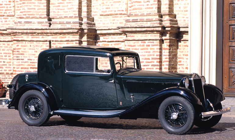 Lancia Astura S2 PF, #30-1765