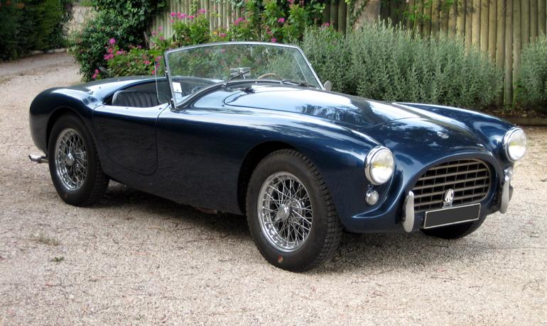 AC Bristol, 1957. #BEX259.