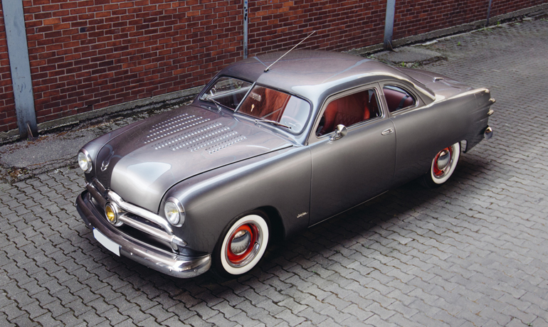 Ford 2-door Coupe Special.