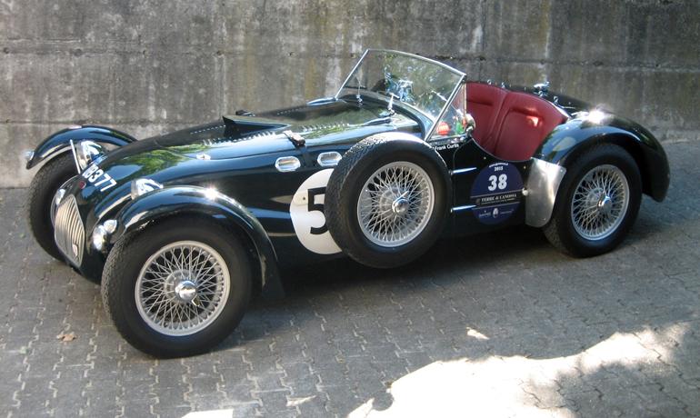 Allard J2 #1574, 1950.